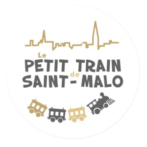 Le logo du Petit Train de Saint-Malo