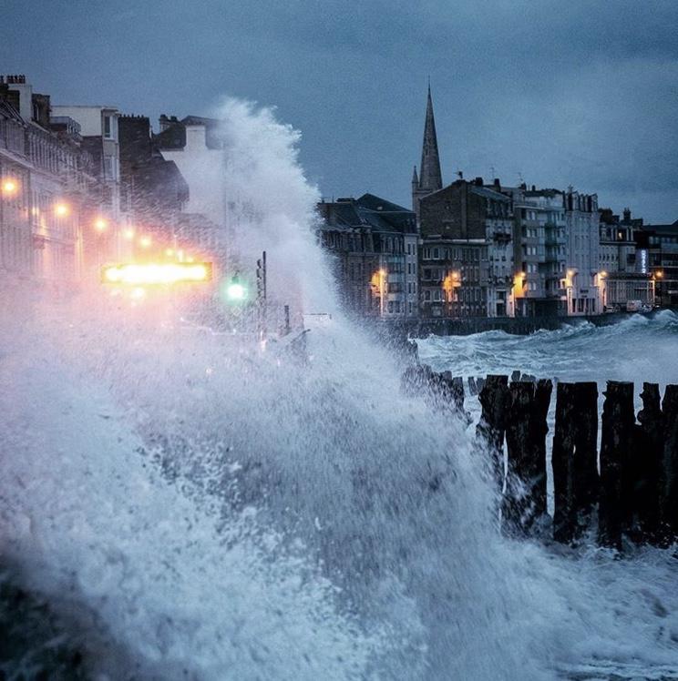 Découvrez les marées de Saint-Malo