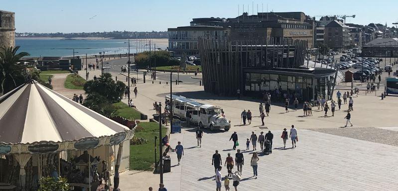 Saint-Malo visite tickets