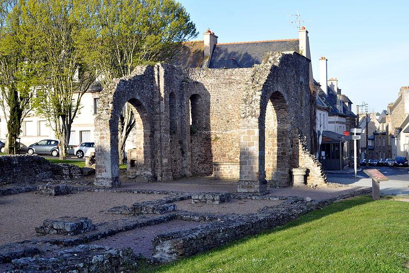 Cathédrale Saint-Malo Saint-Pierre d'Aleth Bretagne Les monuments historiques de Saint-Malo