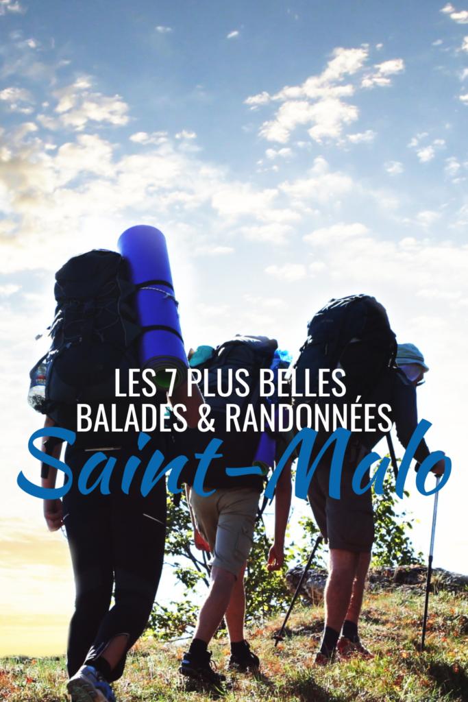 Les 7 plus belles balades & randonnées Saint-Malo