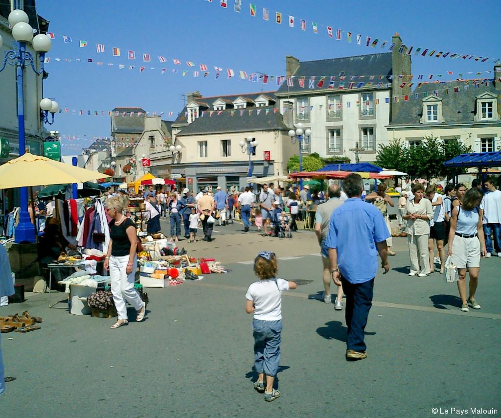 shopping à Saint-Malo au sein du quartier Paramé