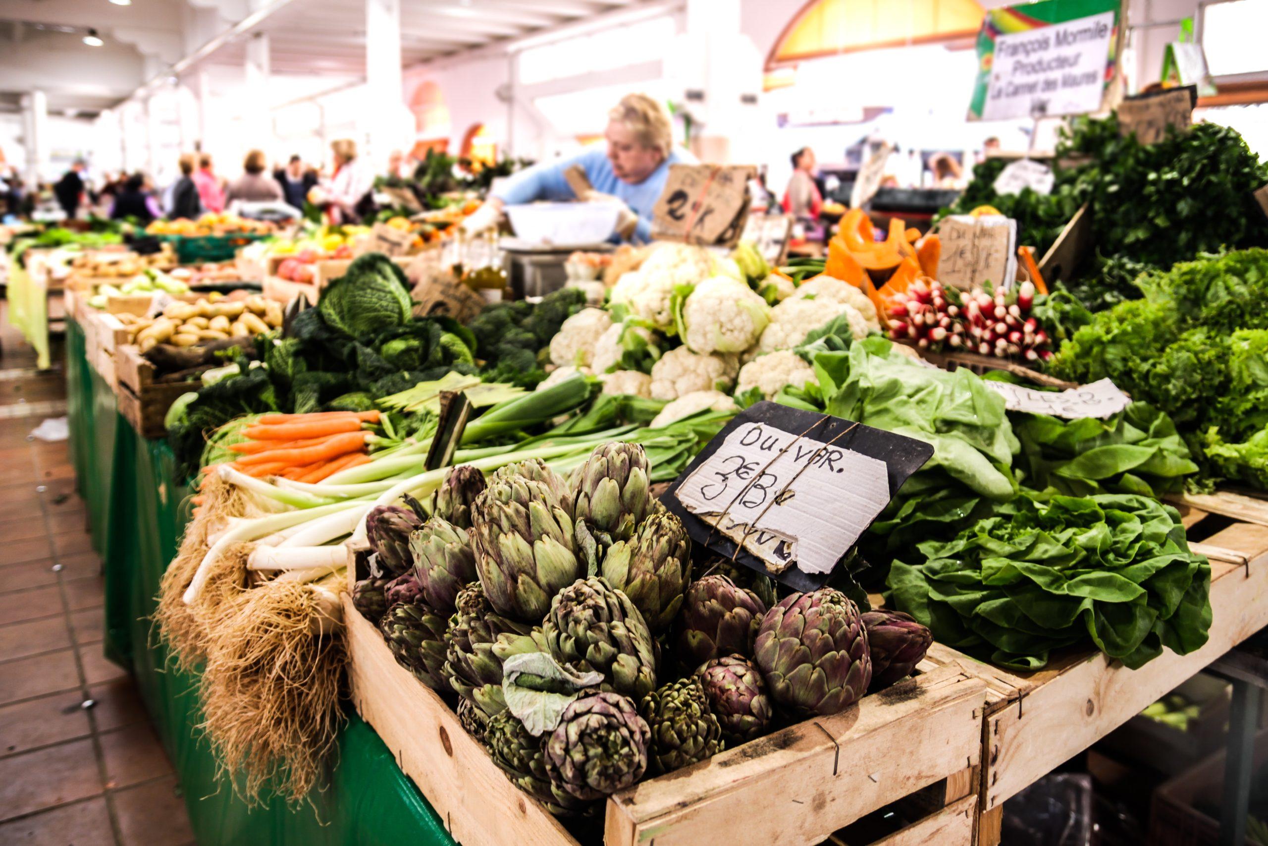 Les marchés Saint-Lunaire