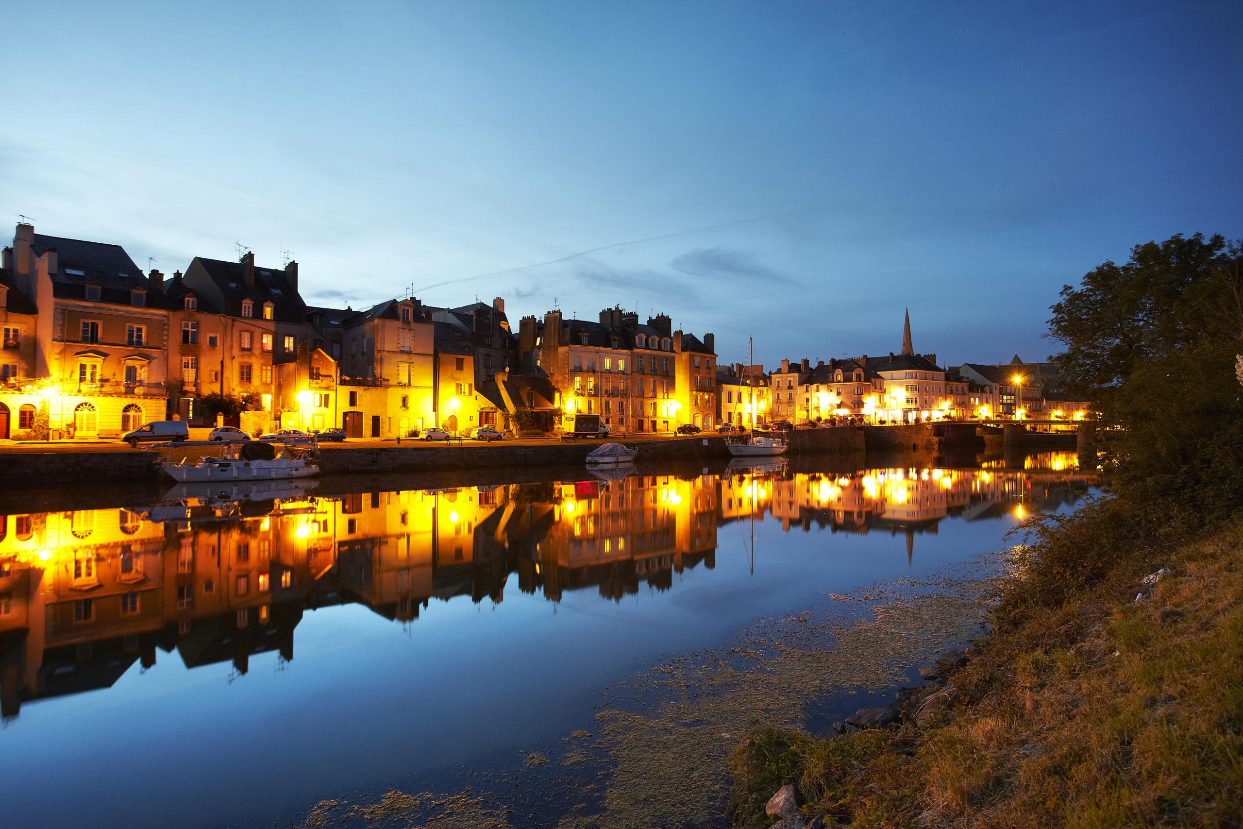 Redon Plus belles villes à visiter en Ille-et-Vilaine Bretagne.