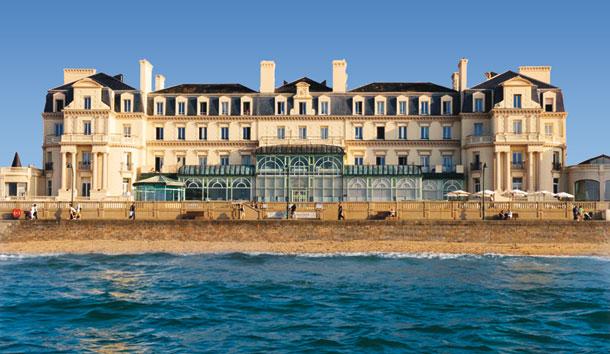 Les thermes marinsLes monuments historiques de Saint-Malo