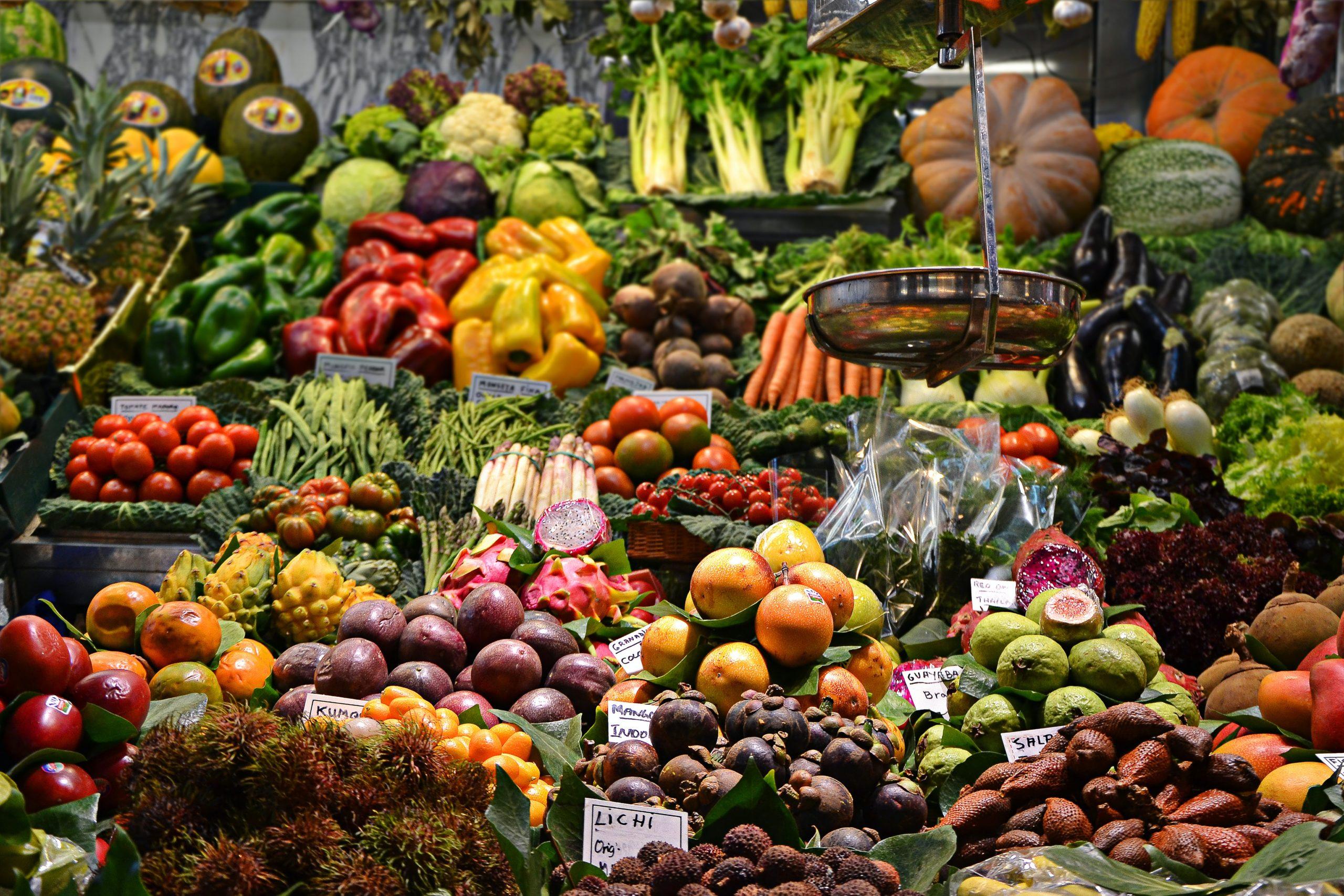 marchés Saint-Malo Bretagne