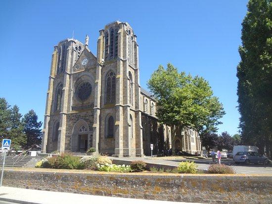 L'église Notre Dame des Grèves Les monuments historiques de Saint-Malo