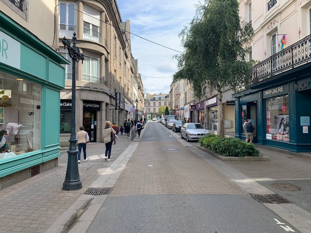 Le quartier Saint-Servan pour faire son shopping à Saint-Malo