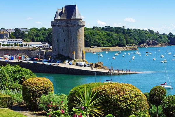 Tour Solidor Les monuments historiques de Saint-Malo